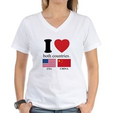 USA-CHINA Shirt