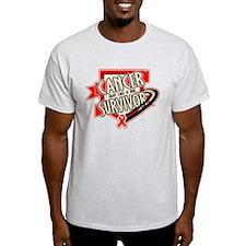 Oral Cancer Survivor T-Shirt