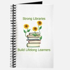 Sunflowers & Books 4 Libraries Journal