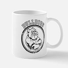 Bulldogs Team Mascot Graphic Mug