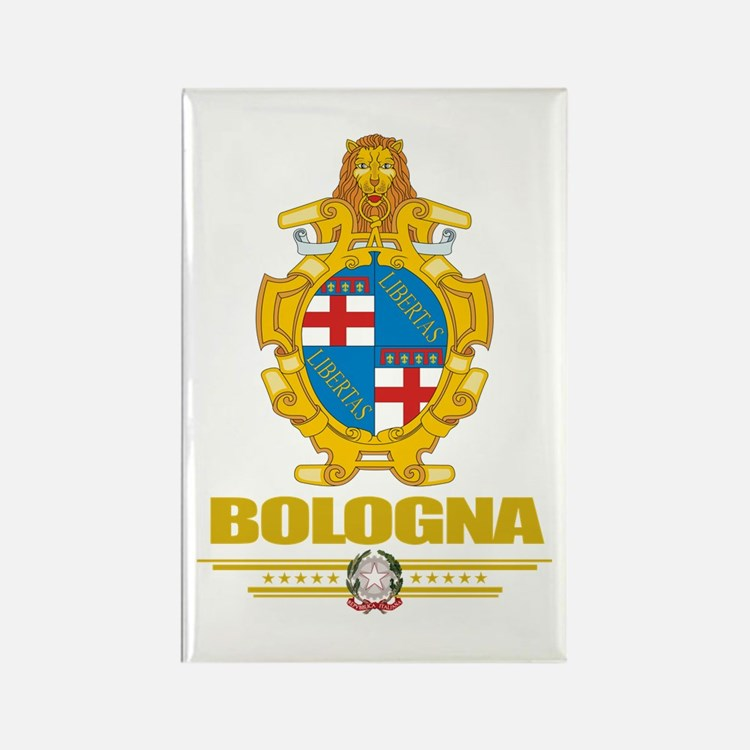 Bologna Rectangle Magnet