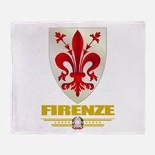 Firenze/Florence Throw Blanket