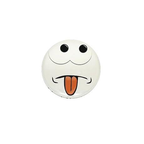 Mama's L'il Monster Mini Button