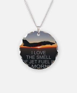 SMELL OF JET FUEL Necklace