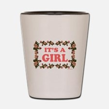 IT'S A GIRL Shot Glass