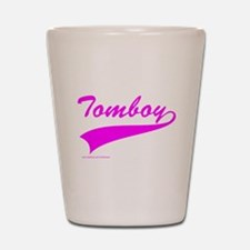 TOMBOY Shot Glass
