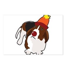 Wilbur the Circus Basset Postcards (Package of 8)
