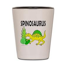 SPINOSAURUS Shot Glass