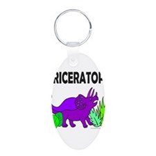 TRICERATOPS Keychains