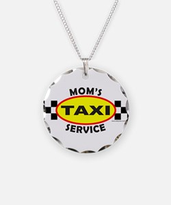 MOM'S TAXI SERVICE Necklace