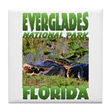 Everglades National Park Tile Coaster