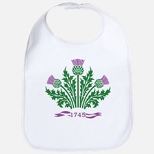 Cute Thistle Bib