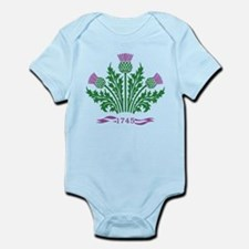 Cute Scottish Infant Bodysuit