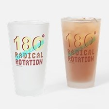 180 DEGREES Drinking Glass