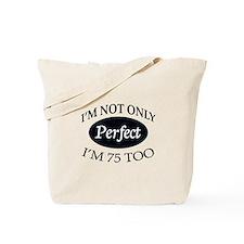 Cute 75 Tote Bag