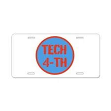 TLTH Aluminum License Plate