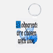 GODPARENT Aluminum Photo Keychain