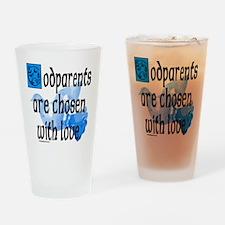 GODPARENT Drinking Glass