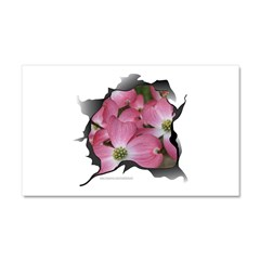 PINK DOGWOOD Car Magnet 20 x 12