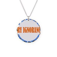 EDUCATION Necklace