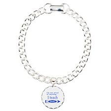 TEACH PRE-K Charm Bracelet, One Charm