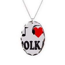POLKA MUSIC Necklace
