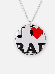 RAP MUSIC Necklace