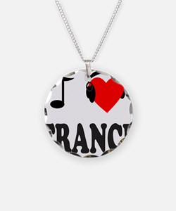 TRANCE MUSIC Necklace
