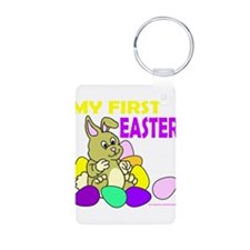 MY FIRST EASTER Keychains