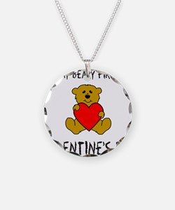 Cute First valentines day Necklace