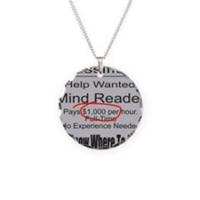 MIND READER Necklace