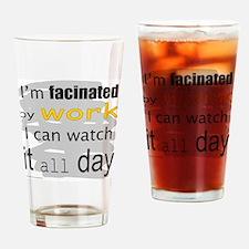 WORK Drinking Glass
