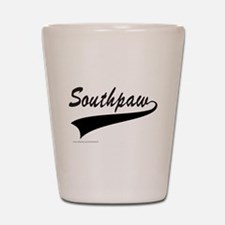 SOUTHPAW Shot Glass