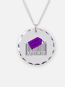 ALZHEIMER CAUSE Necklace