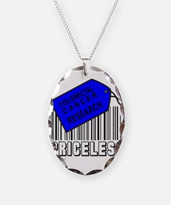 COLORECTAL CANCER CAUSE Necklace