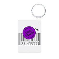 Cute Cystic fibrosis Keychains