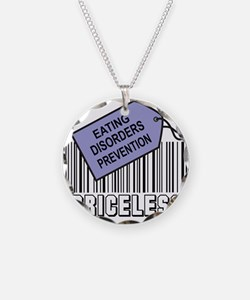 Funny Eating disorder Necklace