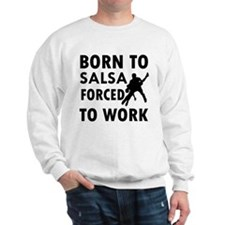 Born to Salsa forced to work Jumper