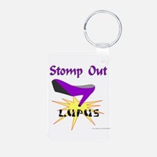 LUPUS AWARENESS Keychains