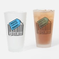 PROSTATE CANCER Drinking Glass