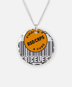 RSD/CRPS FINDING A CURE Necklace