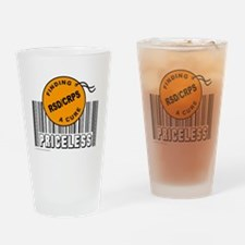 RSD/CRPS FINDING A CURE Drinking Glass