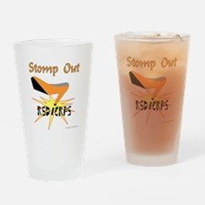 RSD/CRPS AWARENESS Drinking Glass