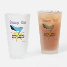 Cute Sudden infant death Drinking Glass