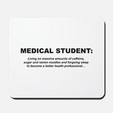 Med Student 1 Mousepad