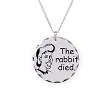 RABBIT DIED Necklace
