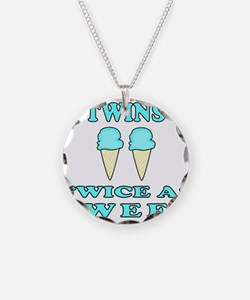 TWINS TWICE AS SWEET Necklace