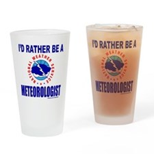 Unique Storm chasers Drinking Glass