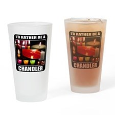 CANDLE MAKER/CANDLE MAKING Drinking Glass