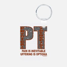 PHYSICAL THERAPIST Keychains